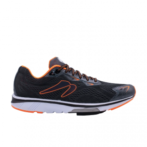 Newton Gravity 8 Black Orange - Performance running shoes