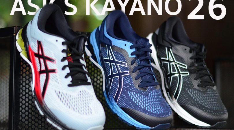 Asics Kayano26