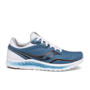 Saucony Kinvara 11-Men-Blue-Black
