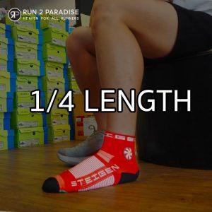 1/4 length