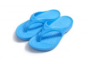 Ysandal-Blue-sandal for running