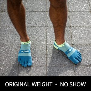 Run-OriginalWeight-No Show