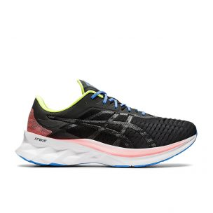 Asics Novablast_Black-Graphite Gray-4