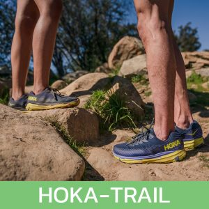 HOKA - TRAIL RUNNING