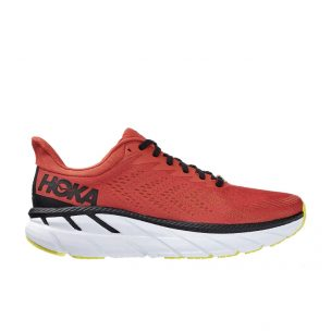 Hoka Clifton-7-Chili-Black