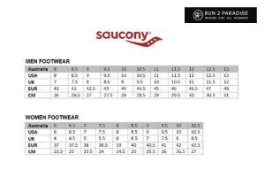 Saucony-Size-Chart
