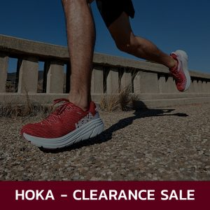 HOKA - CLEARANCE SALE