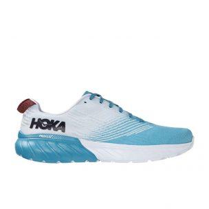 Hoka Mach3-Men-White-Blue