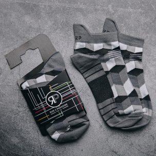 R2P Socks-Grey