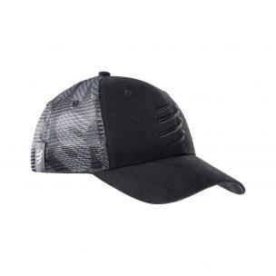 Compressport Trucker Cap-Black Edition 2020