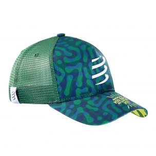 Compressport-trucker-cap-camo-neon-jungle