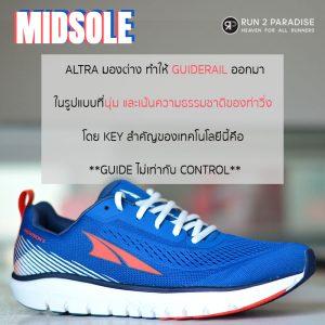 Altra Provision 5-Midsole