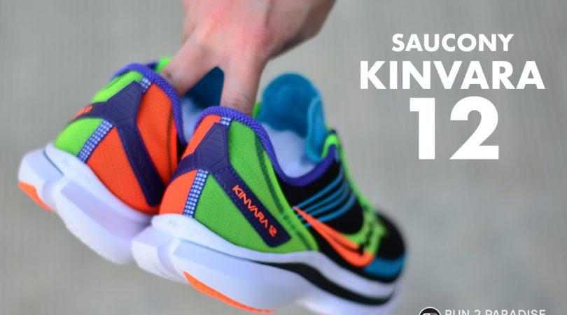 Saucony Kinvara 12