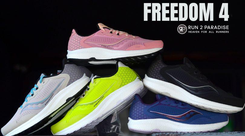Saucony Freedom 4